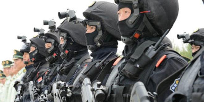 Кина формира посебну службу за борбу против тероризма 1