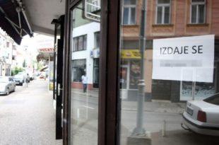 Београд: Закуп локала скупљи и 50%