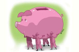 ШТЕДЊА: Држава за ПЕНАЛЕ и казне због неиспуњавања обавеза плаћа 10 милијарди динара годишње!