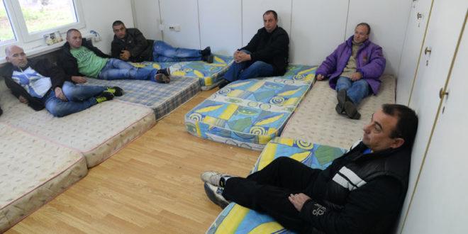 Пирот: Седамнаесторо радника започело штрајк глађу