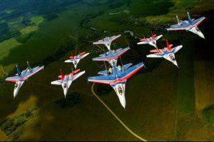 На војној паради 16. октобра у Београду учествоваће руско ратно ваздухопловство и падобранско-десантне јединице!