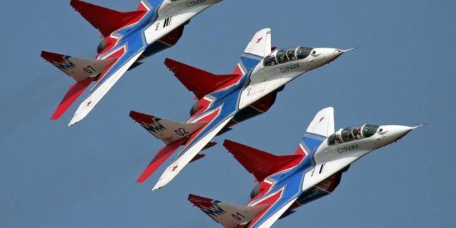 "Руски авиони ""заузели"" Батајницу"