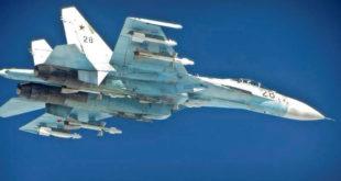 Где си ти Шведо кренуо? Руски ловац извео маневар и показао шведском авиону оружје! 12