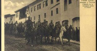 На данашњи дан пре 102 године српска војска је ослободила Скопље од Отоманске империје! 4