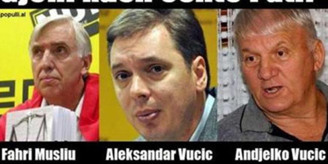 Македонски медији: Прави биолошки отац Александра Вучића је шиптарски новинар Фахри Муслиу!