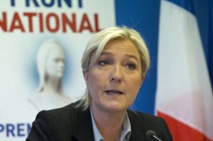 Партија Марин ле Пен добила кредит у руској банци 2