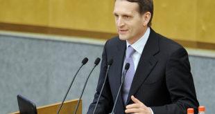 НАРИШКИН: Европска унија се безобразно понаша према Србији 8