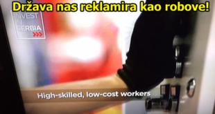 Вучићев режим на ЦНН-у рекламира Србе као јефтине робове! 7