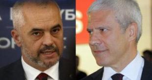 Албански премијер Еди Рама се у Београду састао и са представником Хрватске Борисом Тадићем! 6