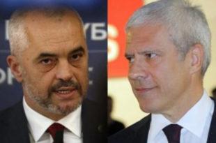 Албански премијер Еди Рама се у Београду састао и са представником Хрватске Борисом Тадићем!