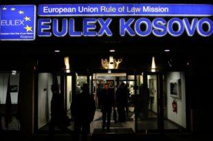 """Еулекс је мисија ЕУ која је требала да донесе домородцима """"владавину права"""" а постала је део шиптарске мафије на Косову!"""