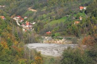 """После 80.000 тона изливеног отрова из јаловишта рудника """"Столице"""" држава се сетила да треба да санира исто!"""