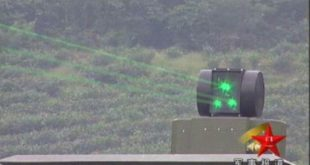Кина развила ново ласерско оружје за обарање дронова 11