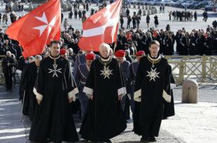 Симболи на новој клиници у Нишу припадају католичком Малтешком реду који полажу заклетву папи на верност и припадају НАТО и УН!