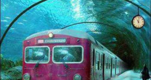 А јел' и метро на води? 8