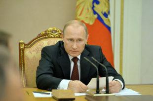 Путин забрањује функционерима и важним чиновницима да држе новац ван земље 2