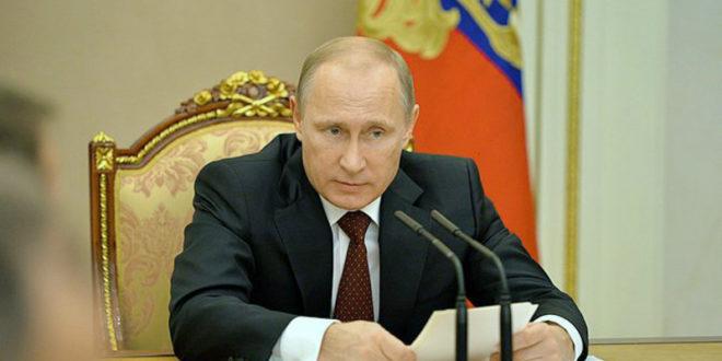 ПУТИН: У Русији нећемо дозволити никакву обојену револуцију 1