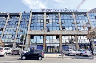 Тајкуни ојадили Српску банку