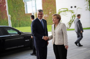 "Поклон ""ЦРНИХ ТРАНСПЛАНТОЛОГА"" кабинету Ангеле Меркел"