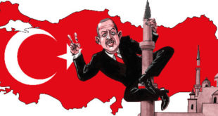 Ердоган: На прагу рат крста и полумесеца