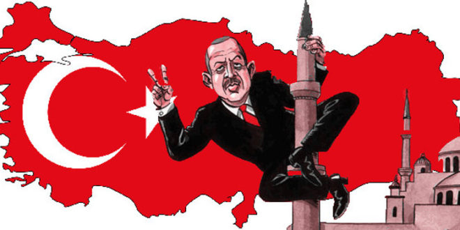 Реџеп Тајип Ердоган – султан грађанског рата