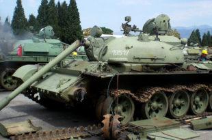 После 2000. уништено више наоружања и војне опреме него током NATO агресије 1999. 15