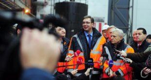 Вучићева лоповска банда улупала и покрала стотине милиона евра приликом реконструкције старе топионице