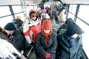 Београд: И пензионери ће плаћати превоз од 1. јануара