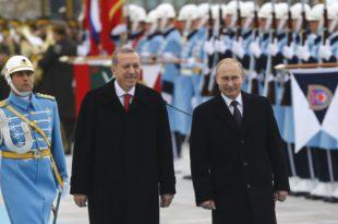 Могерини и Хан трче код Ердогана да га убеде да не пристане на други руски гасовод