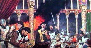 Римокатолички покољ цивила у Цариграду због православља