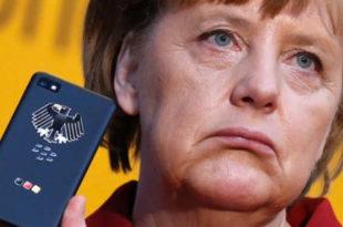 На чијем платном списку је Bundeskanzlerin Angela Merkel?