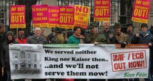 Ирска ММФ-у: Ево вама ваш новац и марш одавде! 6