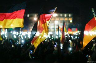 MULTIKULTI KAPUT: Масовни протести у Дрездену ''против исламизације и имиграције''