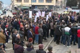 Протести због хапшења у Вишеграду