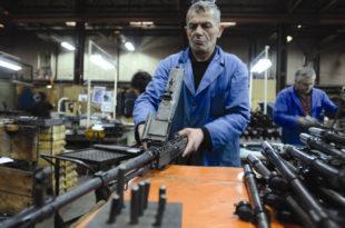 Синдикат: Разрешено руководство фабрике Застава оружје 5