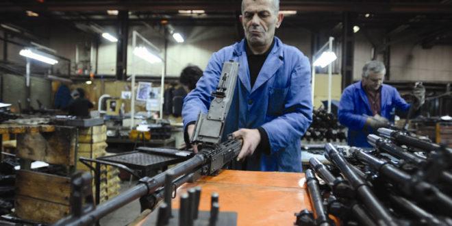 Синдикат: Разрешено руководство фабрике Застава оружје 1