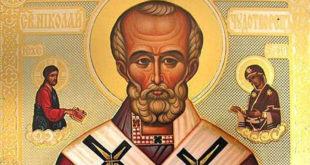 Данас славимо Светог Николу Чудотворца!