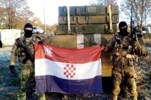 VOX БЛОГ: Хрватска у рату против Новоросије одгаја ново усташтво