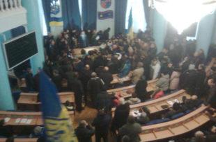 На западу Украјине заоштравање демонстрација, на помолу нови Мајдан!