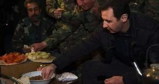 Погледајте како Башар Ел Асад слави Нову годину! 6