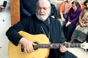 Отац Војислав Војо Билбија - Европа (видео)