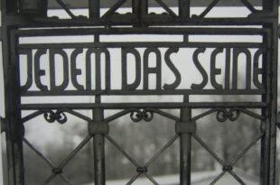 Немци смештају избеглице у бараке концентрационог логора Бухенвалд?!