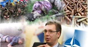 Вучић да одговори! Да ли је влада Републике Србије дозволила извоз наоружања, војне опреме и муниције у Украјину?