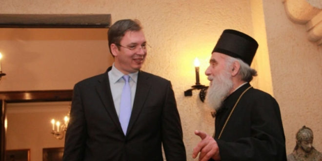 Патријарх позвао Вучића, већина владика против