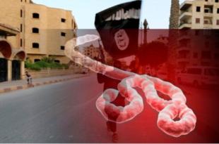Откривена Ебола у Исламској држави!