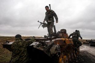 Снаге ЛНР пробиле утврђене украјинске линије између Бахмутке и Счастја