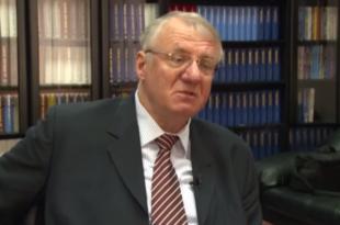 Слободно Српски - Војислав Шешељ 25.01.2015. (видео)