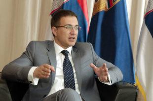 Стефановић: Социјалисти не бране Вучића од напада ЕУ плаћеника! 10