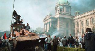 """ПРАВЕ СЕ ЛУДИ: Српски политичари никад чули за """"шефа ЦИА који је рушио Милошевића"""" (фото галерија) 6"""
