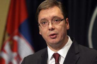"""МЕКАНИ! Вучићу опет """"позлило"""" док министар Гашић тврди да се ствара атмфосфера као пред Ђинђићево убиство! 10"""